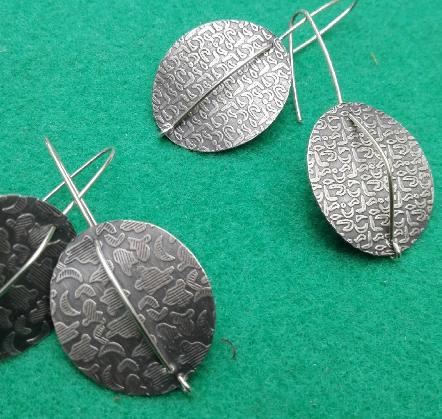 plata texturada